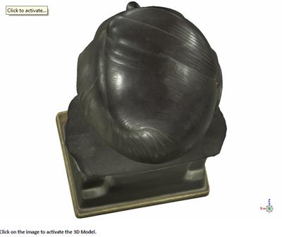 Sculpture of 'Phoebe'