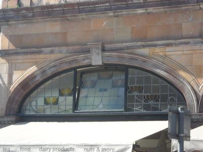 Barons Court Underground Station, London