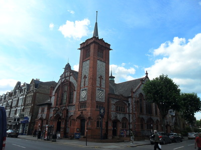 O'Neill's Pub (United Reformed Church), Muswell Hill, London