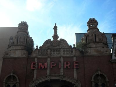 Hackney Empire Theatre (Music Hall), London
