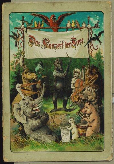 Das Konzert der Tiere