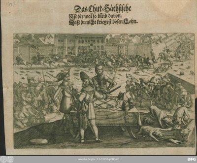 Jahrgedächtnis der Leipzigischen Schlacht: Leipzigischer Studenten-Marcipan