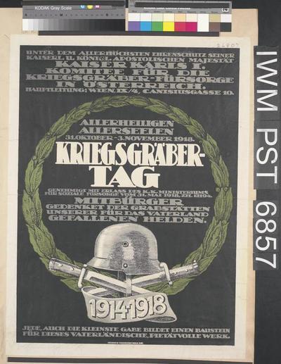 Kriegsgräber-Tag [War Graves Day]