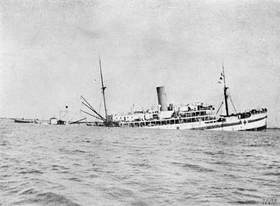 THE U-BOAT WARFARE IN THE FIRST WORLD WAR