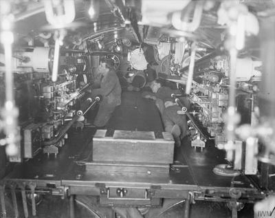 SUBMARINE WARFARE DURING THE FIRST WORLD WAR