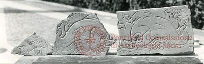 Inscription from Rome, Coem. s.Agnetis - ICVR VIII, 21019