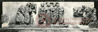 Inscription from Rome, Coem. Praetextati - ICVR V, 14705