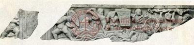 Inscription from Rome, Coem. Praetextati - ICVR V, 14411