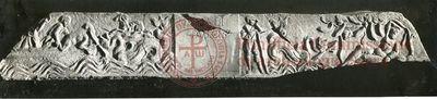 Inscription from Rome, Coem. Praetextati - ICVR V, 14217