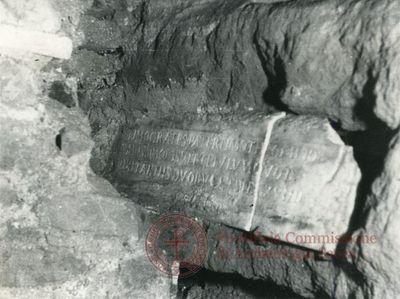 Inscription from Rome, Coem. Priscillae - ICVR IX, 25559