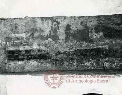 Inscription from Rome, Coem. subdiale ad Catacumbas - ICVR V, 13276