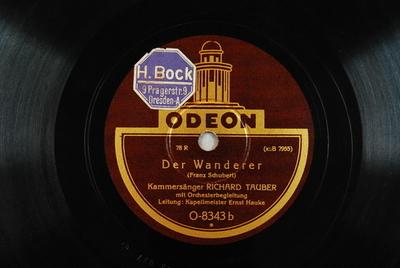 Der Wanderer / (Franz Schubert)