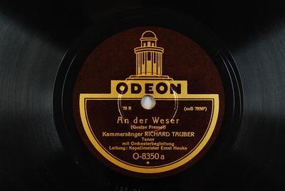 An der Weser / (Gustav Perssel)