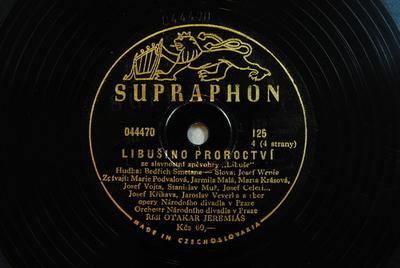 Libušino proroctví : ze slavnostní zpěvohry