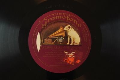 Alborada : canción española / (F. M. Alvarez)