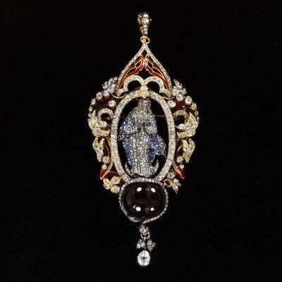 The Virgin Immaculata