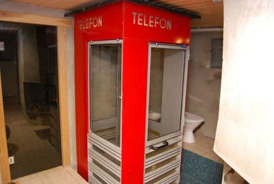 Den røde telefonkiosken