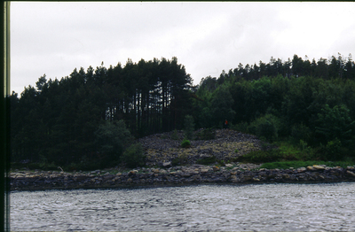 Håkårøysa på Rånes - den største gravrøysa på Nordmøre
