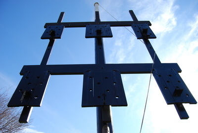 Den optiske telegraf - Den nordenfjeldske kystsignallinja