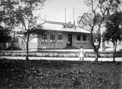 Museumspaviljongen i Skolegata, Kristiansund N.