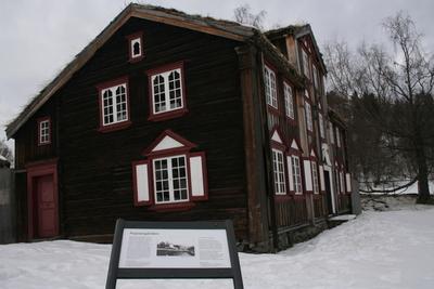 Aspaasgården og museene
