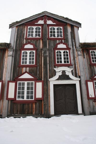 Aspaasgården og arkitekturen