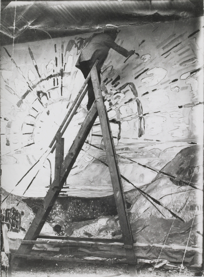 Edvard Munchs utsmykning i Universitetets Aula
