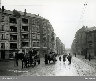 Schweigaards gate - i hjertet av Østkanten