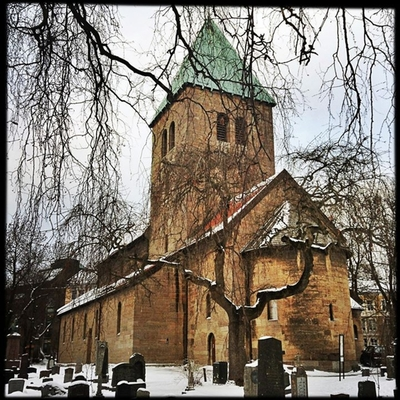 Gamle Aker kirke