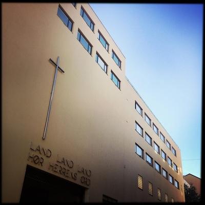 Staffeldts gt 4, hotell og forsamlingshus for Norsk luthersk Indremisjonsselskap
