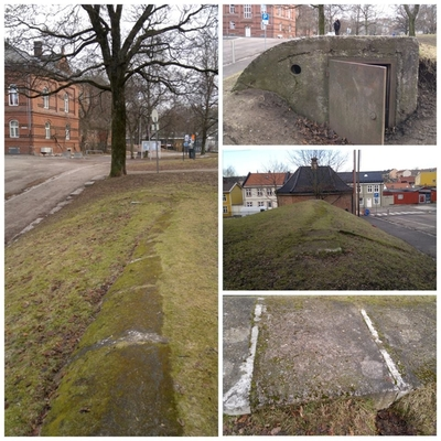 Tyskerbunker på Vålerenga