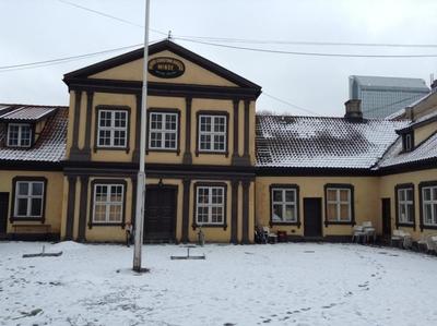 Unike Mangelsgården, Prinds Christian Augusts Minde