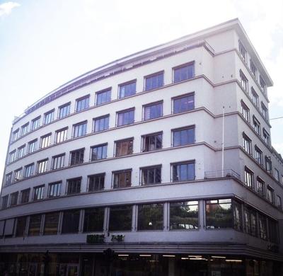 Østkantsfunkis: Holtangården i Grønlandsleiret 25.