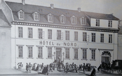 Hotel d'Nord - Dronningensgate 13