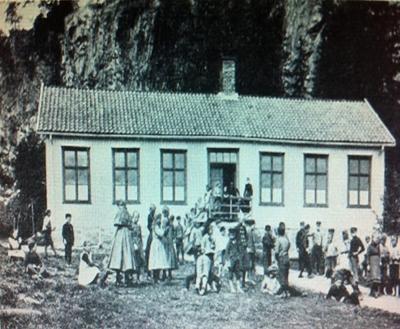 Berger skole
