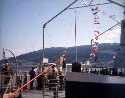 Randsfjordferga II - Trofast sliter