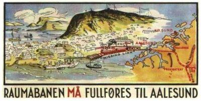 Jarnbane til Nordvestlandet