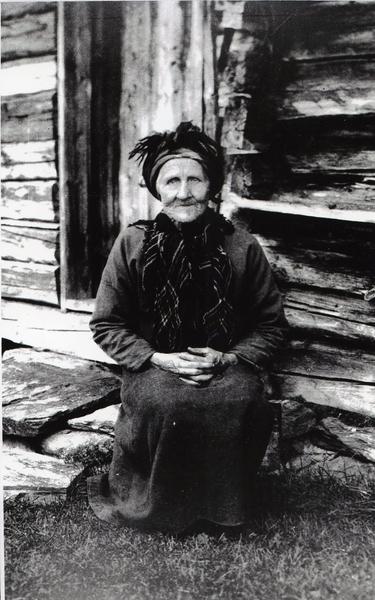 Oline Huso (1852-1941).