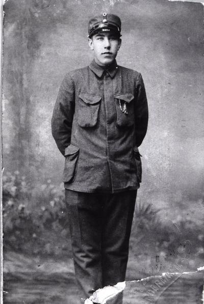 Ivar Bekkestad, fødd Mørken i 1910.