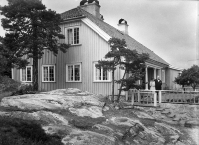 Bloksberg på Hankø