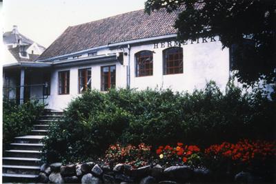 Norsk Hermetikkmuseum, fasade