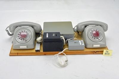 Prøveapparat