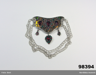 Smycken : Halslås