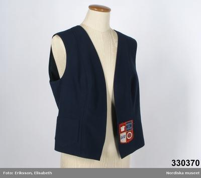 Flygvärdinneuniform