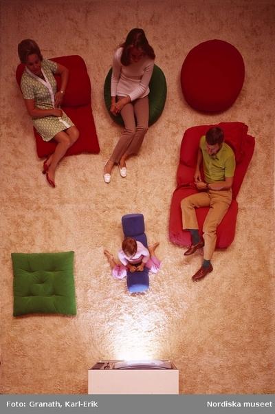 Kläder Möbler