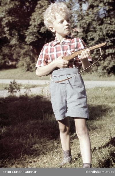 Kläder : Barnkläder Leksak Pojke Vapen Årets högtider : Midsommar