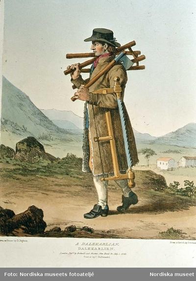 Illustration av C W Svedman