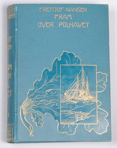 Fram over polhavet. Den norske polarfærd 1893-1896