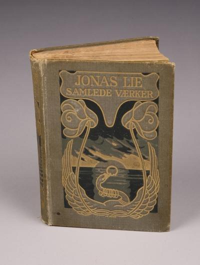Jonas Lie. Samlede verker