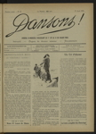Dansons, n. 6, avril 1922